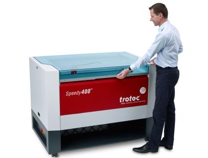 Speedy400-CO2-laser-engraver