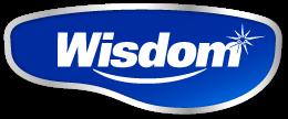 Wisdom toothbrushes logo